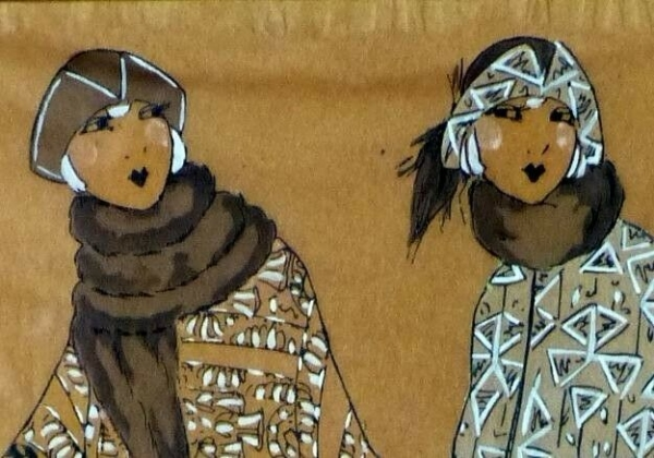 Aquarelle-ART-DECO-MODE-Femmes-Elegantes-en-Fourrures-Genre-Icart-Kirchner-273954520380-5