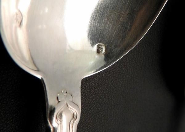 6-Couverts-Argent-Massif-Minerve-607gr-Mnagre-Style-Louis-XV-MO-HC-282824890021-12
