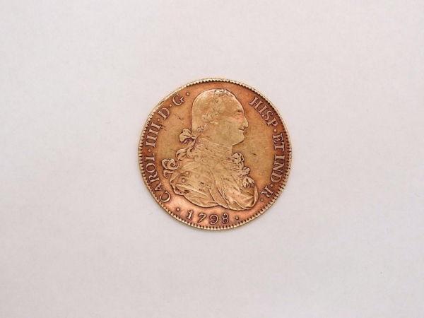Pice-OR-Espagne-Charles-IV-8-Escudos-1798-Rio-Plata-Espaa-Carlos-IV-Oro-282286805841-12
