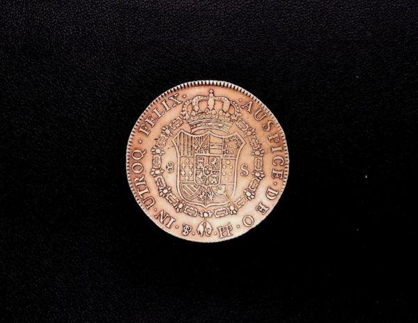 Pice-OR-Espagne-Charles-IV-8-Escudos-1798-Rio-Plata-Espaa-Carlos-IV-Oro-282286805841-7