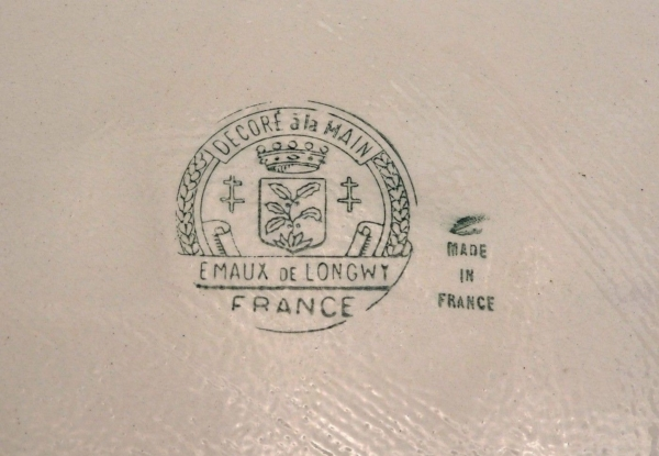 Service-Tete-tete-Caf-Th-Estampill-LONGWY-Faience-maille-TTBE-282824890031-12