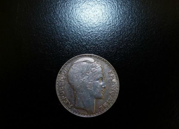 10-FR-ARGENT-1937-10-F-TURIN-TB-10-FRANCS-Monnaie-Argent-273954520395-8