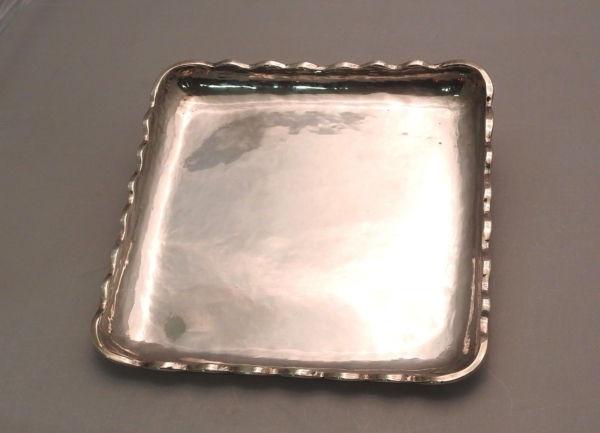 PLATEAU-Argent-Massif-925-500-gr-Argenterie-213-x-213-cm-PEROU-282992305125-3