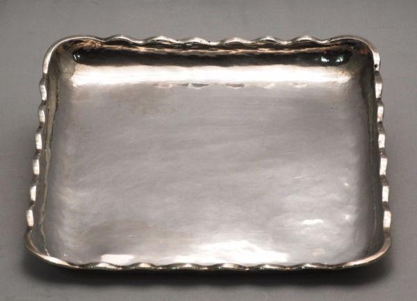 PLATEAU-Argent-Massif-925-500-gr-Argenterie-213-x-213-cm-PEROU-282992305125-5