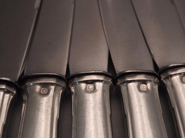 18-Grands-Couteaux-Argent-Massif-MINERVE-16-Kg-Maitre-Orfvre-BOULENGER-282824890026-11