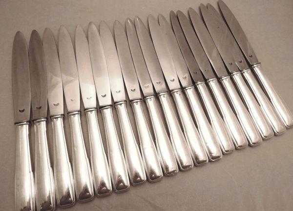 18-Grands-Couteaux-Argent-Massif-MINERVE-16-Kg-Maitre-Orfvre-BOULENGER-282824890026-3