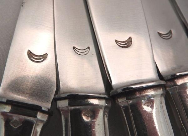18-Grands-Couteaux-Argent-Massif-MINERVE-16-Kg-Maitre-Orfvre-BOULENGER-282824890026-6
