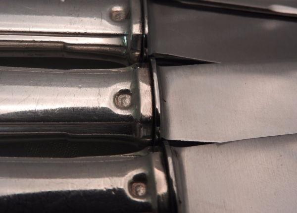 18-Grands-Couteaux-Argent-Massif-MINERVE-16-Kg-Maitre-Orfvre-BOULENGER-282824890026-8