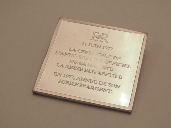 Mdaille-ARGENT-118gr-Silver-Jubilee-Queen-Elisabeth-II-1977-Reine-CHEVAL-282953885026-10