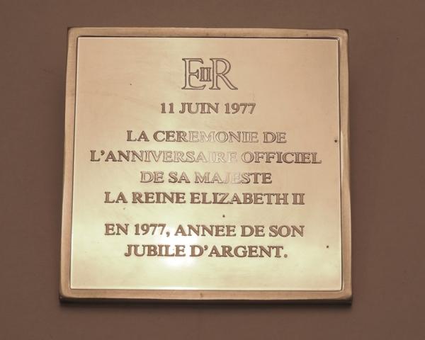 Mdaille-ARGENT-118gr-Silver-Jubilee-Queen-Elisabeth-II-1977-Reine-CHEVAL-282953885026-9