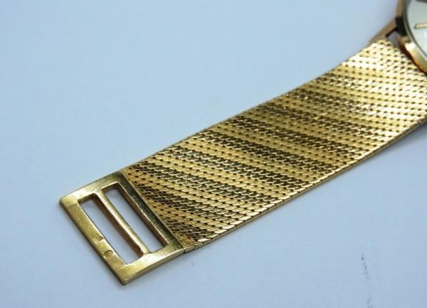 Montre-OMEGA-SEAMASTER-Mouvement-Automatique-Bracelet-montre-OR-Or-750-283495066196-11