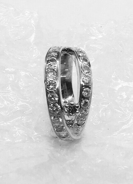 BAGUE-OR-750-Or-jaune18K-19-Diamants-72-gr-Poinon-tete-daigle-283598905628-10