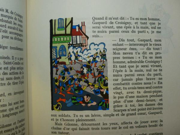 Maurice-MAINDRON-SAINT-CENDRE-Illustr-Henri-MONIER-Edition-du-Blier-1943-283569356208-4
