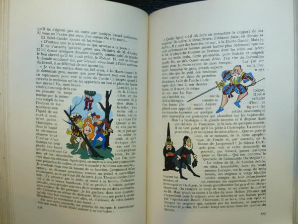 Maurice-MAINDRON-SAINT-CENDRE-Illustr-Henri-MONIER-Edition-du-Blier-1943-283569356208-5