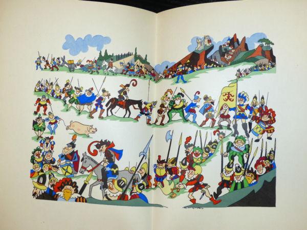 Maurice-Maindron-M-DE-CLERAMBON-Illustrateur-Henri-MONIER-Edition-du-Blier-282944471949-6