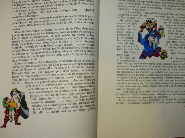 Maurice-Maindron-M-DE-CLERAMBON-Illustrateur-Henri-MONIER-Edition-du-Blier-282944471949-7